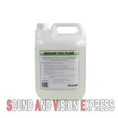 5 Litres High Grade Medium Smoke Fog Fluid 5L Bottle
